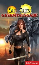 SunQuest - die Komplettausgabe 2800 Seiten zum Sonderpreis: Dies Cygni und Quinterna (German Edition) - Susan Schwartz