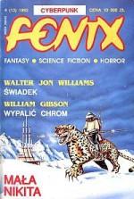 Fenix 1992 4 (13) - Walter Jon Williams, Andrzej Drzewiński, Jacek Inglot, William Gibson, Redakcja magazynu Fenix