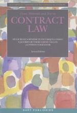 Contract Law - Hugh Beale, Benedicte Fauvarque-cosson, Jacobien Rutgers, Denis Tallon, Stefan Vogenauer