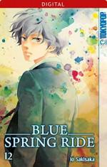 Blue Spring Ride 12 (German Edition) - Io Sakisaka