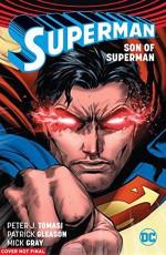 Superman Vol. 1: Son Of Superman (Rebirth) - Peter J. Tomasi, Patrick Gleason