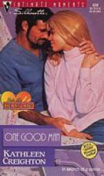 One Good Man (Silhouette Intimate Moments, #639) - Kathleen Creighton