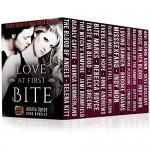 Love at First Bite: A 13 Book Excite Spice Vampire Romance MEGA Bundle (Excite Spice Boxed Sets) - Selena Kitt, Bianca Sommerland, Jami Brumfield, Tilly Greene, Rebecca Royce, Onne Andrews, Dottie Wilson, Indie Mon, Brooke Adams, Lynda Belle