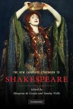 The New Cambridge Companion to Shakespeare (Cambridge Companions to Literature) - Stanley Wells, Margreta de Grazia