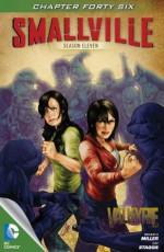 Smallville Season 11 #46 - Bryan Q. Miller, Cat Staggs