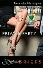 Private Party - Amanda McIntyre