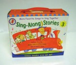 Sing-Along Stories 3: Mary Had a Little Lamb, Yankee Doodle, Bill Grogan's Goat - Mary Ann Hoberman, Nadine Bernard Westcott, Inc Nadine Bernard Westcott