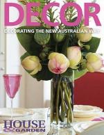 """Decor (""""Australian House & Garden"""") - Susan Tomnay"""