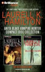 Anita Blake Vampire Hunter CD Collection 2: The Harlequin, Blood Noir - Laurell K. Hamilton, Cynthia Holloway