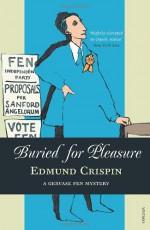 Buried For Pleasure - Edmund Crispin