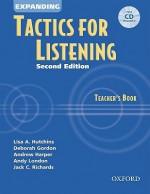 Expanding Tactics for Listening Teacher's Book - Lisa A. Hutchins, Deborah Gordon, Andrew Harper, Andy London, Jack C. Richards