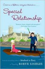 Special Relationship - Robyn Sisman