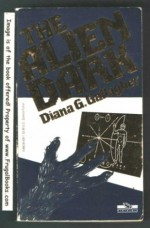 The Alien Dark - Diana G. Gallagher, Clyde Caldwell