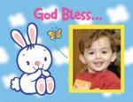 God Bless: Baby's Family Photo Album - Alice Joyce Davidson