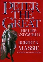 Peter the Great: Part 2 - Robert K. Massie, Frederick Davidson