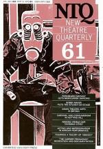 New Theatre Quarterly 41: Volume 11, Part 1 - Clive Barker, Simon Trussler