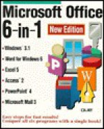 Microsoft Office 6-In-1 - Sherry Willard Kinkoph Gunter