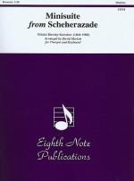 Minisuite from Scheherazade Trumpet/Keyboard - Nicolai Rimsky-Korsakov, David Marlatt