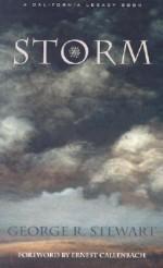 Storm - George R. Stewart, Ernest Callenbach