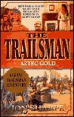 Aztec Gold (The Trailsman Giant) - Jon Sharpe