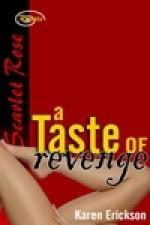 A Taste of Revenge - Karen Erickson