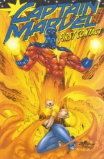 Captain Marvel: First Contact - Peter David, ChrisCross, Ron Lim, James W. Fry III