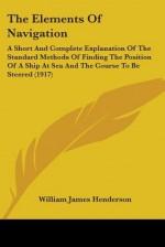 Elements of Navigation - William Henderson