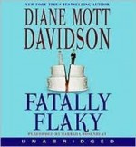 Fatally Flaky (Goldy Culinary Mysteries) Publisher: HarperAudio; Unabridged edition - Diane Mott Davidson