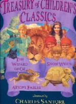 Treasury Of Childrens Classics - Charles Santore