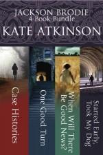 Jackson Brodie 4-Book Bundle - Kate Atkinson