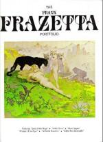 The Frazetta Portfolio - Frank Frazetta, Kevin Eastman, Mark Martin