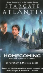 Stargate Atlantis: Homecoming - Jo Graham, Melissa Scott