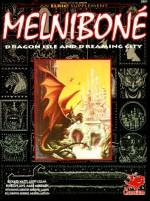 Melnibone: Dragon Isle and Dreaming City - Richard Watts, Penelope Love