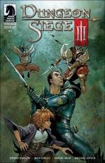 Dungeon Siege III #3 - Jeremy Barlow, Iban Coello, Sergio Abad, Michael Atiyeh, Michael Heisler