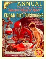 Amazing Stories Annual - H.G. Wells, Edgar Rice Burroughs, A. Merritt, Hugo Gernsback, A. Hyatt Verrill, Austin Hall, Jacque Morgan