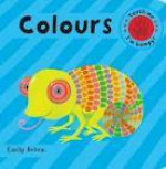 Embossed Board Books: Colours (Bumpy Books) - Emily Bolam