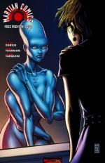 Martian Comics Preview - Julian Darius, Kevin Thurman, Sergio Tarquini, Darick Robertson