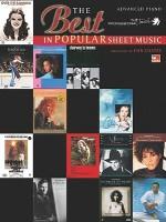 The Best in Popular Sheet Music Best in Popular Sheet Music - Dan Coates