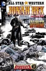 All Star Western (2011- ) #17 - Justin Gray, Jimmy Palmiotti, Moritat, Staz Johnson