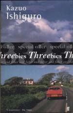 "Threebies: Kazuo Ishiguro (Faber ""Threebies"") - Kazuo Ishiguro"