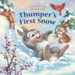 Disney Bunnies: Thumper's First Snow - Kate Egan, Denise Shimabukuro, Valeria Turati