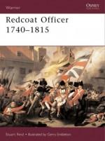 Redcoat Officer: 1740-1815 - Stuart Reid