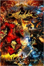 Aladdin: Legacy of the Lost - Ian Edginton, Stjepan Sejic, Patrick Reilly