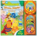 The Backyardigans Music Player Storybook - Christine Ricci, Jason Fruchter