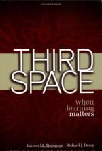 Third Space: When Learning Matters - Richard Stevenson