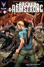 Archer & Armstrong (2012- ) #9 (Archer & Armstrong - Fred Van Lente, Emanuela Lupacchino, Guillermo Ortego