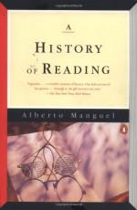 A History of Reading - Alberto Manguel