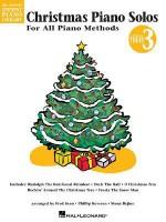 Christmas Piano Solos - Level 3: Hal Leonard Student Piano Library - astroboy, Fred Kern, Mona Rejino