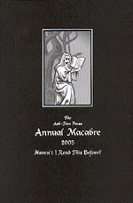 The Ash-Tree Press Annual Macabre 2005: Haven't I Read This Somewhere Before? - Jack Adrian, Edgar Jepson, David Christie Murray, William Caine, Andrew Lang, Douglas Newton, Barry Perowne, Katharine Tynan, Mary E. Mann, W.W. Jacobs, A.M. Burrage, Lafcadio Hearn, Michael Kent, Cynthia Asquith, Peter Gladwin, A.B. Cox, Janet Deene, H. Russell Wakefield