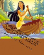 "Disney Princess ""Pocahontas"" A Cartoon Picture Book for Kids Ages 5 to 9 Years Old - NOT A BOOK"